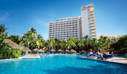 Park Royal Ixtapa.